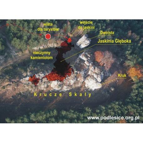 Zwiedzanie Jaskini Głebokiej - kombinezony