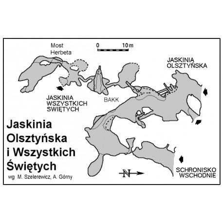 Jaskinia Olsztyńska - zwiedzanie z Speleologiem
